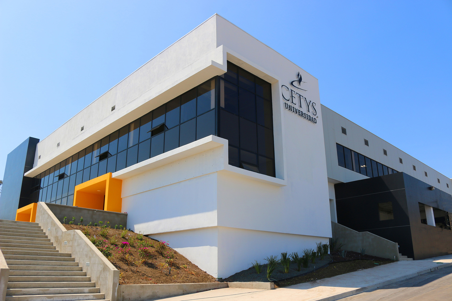 Cetys Ensenada campus