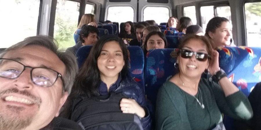 CURADA! SPANISH STUDENTS PARTNER WITH TIJUANA SCHOOL