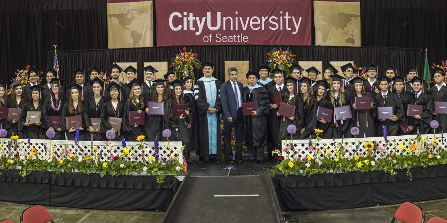 CETYS STUDENTS PARTICIPATE IN DOUBLE DEGREE CEREMONY IN WASHINGTON