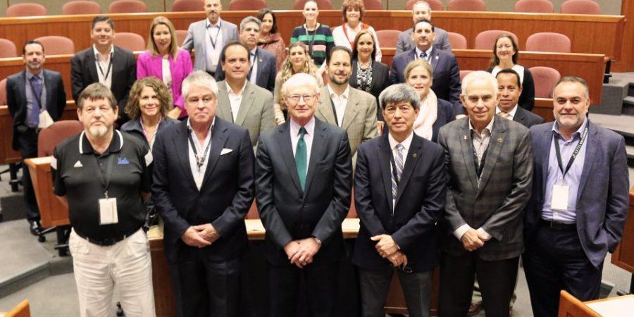 CETYS' Board strengthens ties with Harvard University