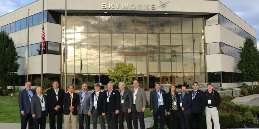 CETYS and Skyworks work together for the training of global professionals