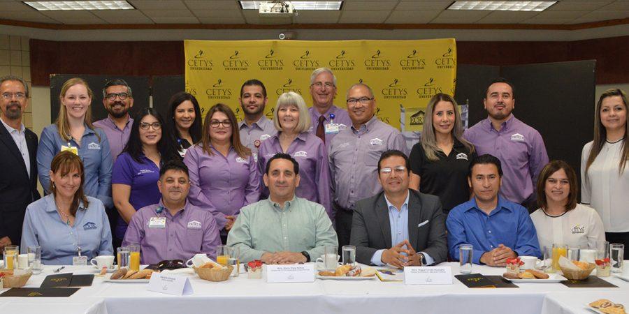 CETYS and El Centro Regional Medical Center will train mexican nurses