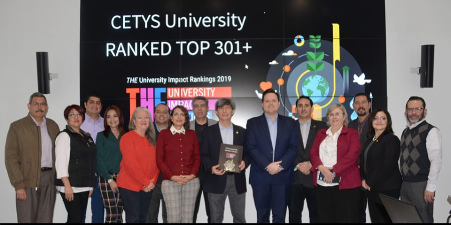 CETYS: Top 3 in international ranking of universities