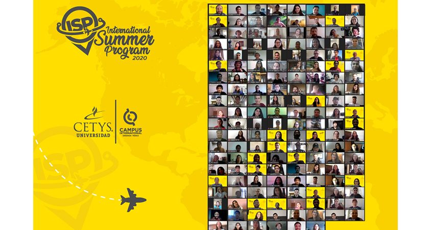 17 nations at the International Summer Program of CETYS University