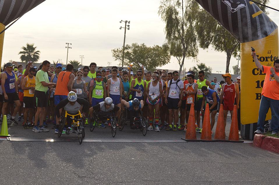 Listo el CETYS para Medio Maratón 2016