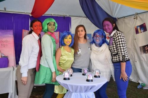Participan en Feria de la Salud