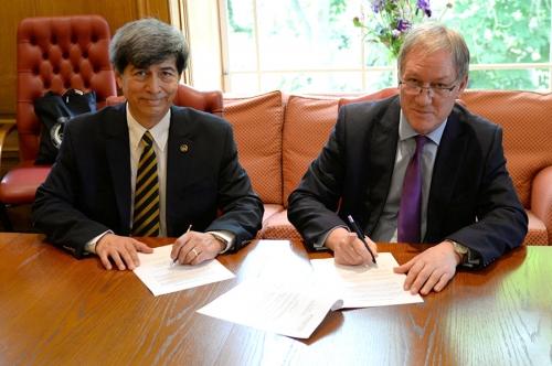 CETYS consolida alianza con Londres