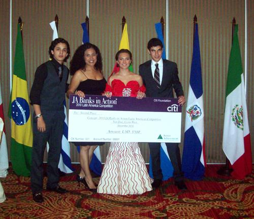 Subcampeones de Latinoamérica
