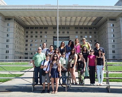 Santander respalda movilidad de alumnos