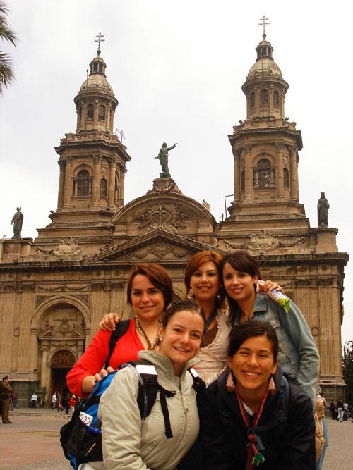 Mi Experiencia en Santiago de Chile