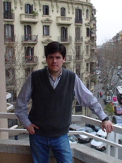 Obtiene Jorge Ortega Doctorado en Barcelona