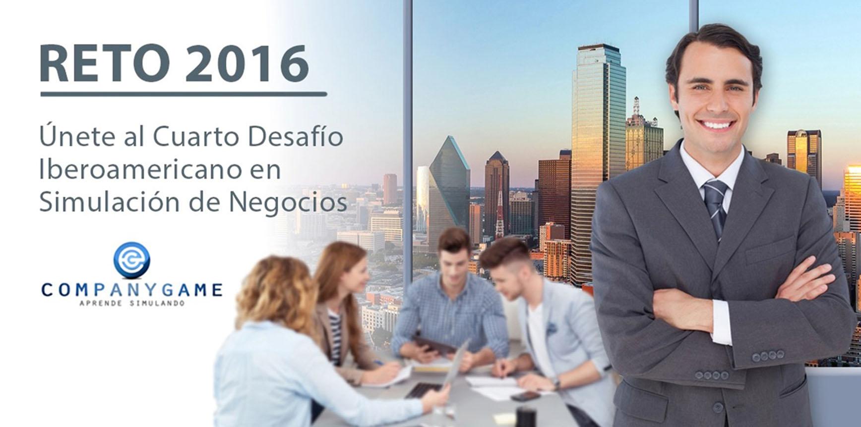 Invita Universia a Reto Desafío 2016
