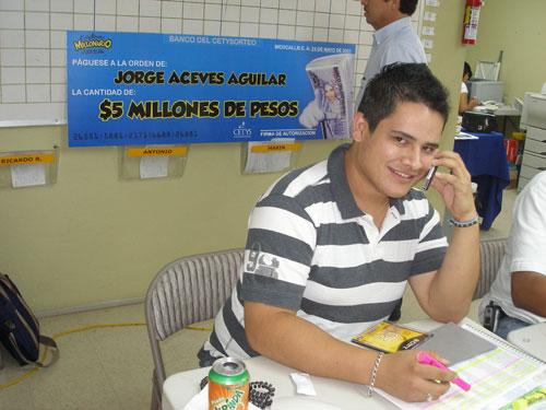 Gran Participación en el Teletón del CETYSorteo
