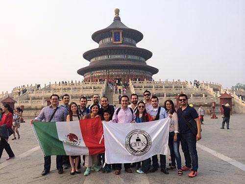 Aprenden a hacer negocios en China