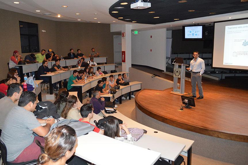 TrepCamp por el Desarrollo de Emprendedores en BC
