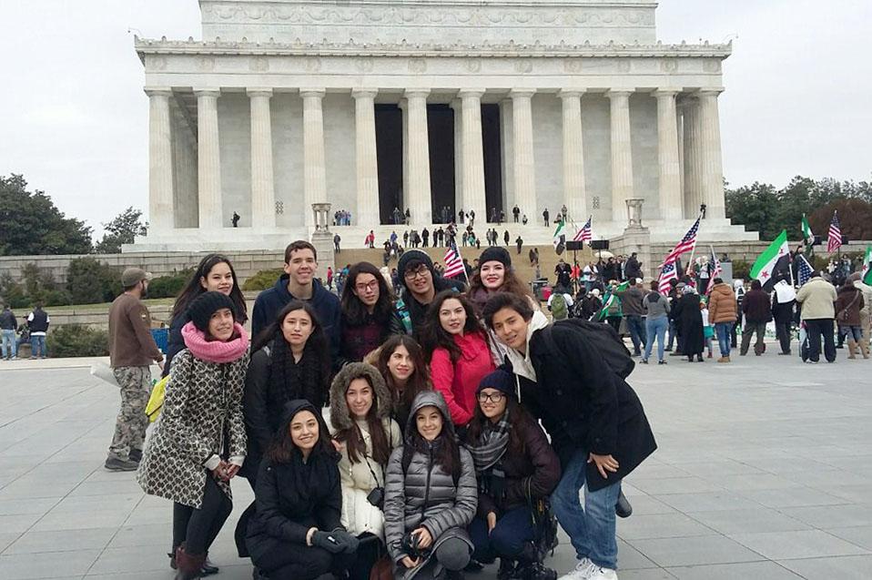 Bachilleres hacen Viaje Cultural por EUA