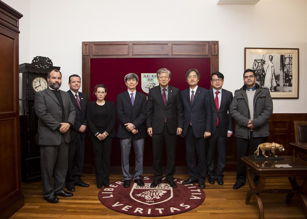 CETYS fortalece lazos en Corea para impulsar la innovación
