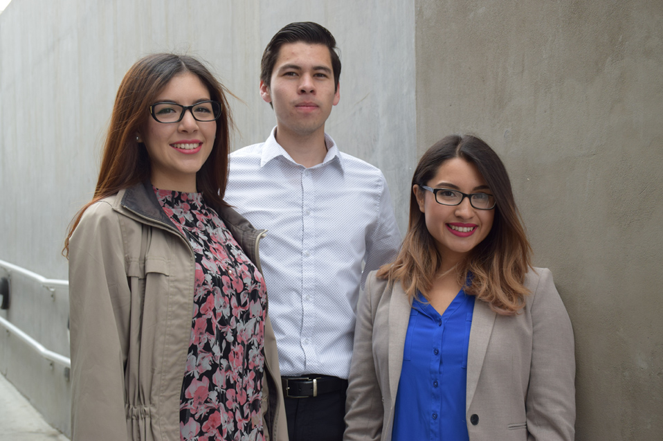 Emprendedores trascienden fronteras