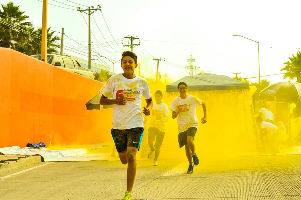 Invitan a CETYS Color Run 2016