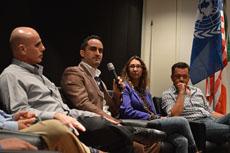 Realizan Panel Intercultural