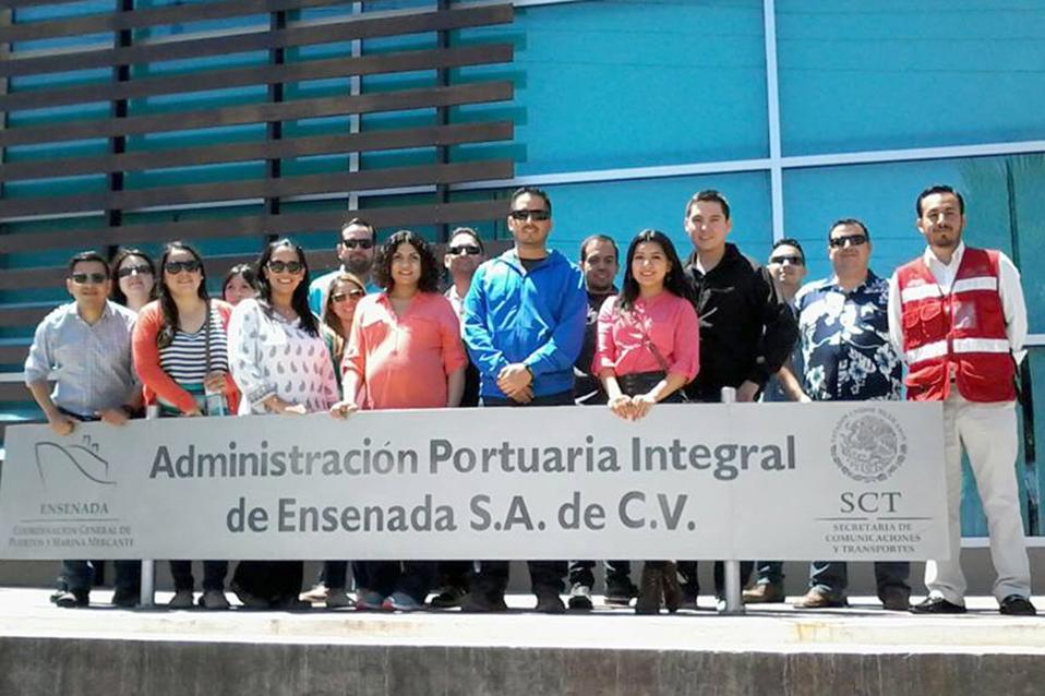 Analizan logística y operación en Ensenada