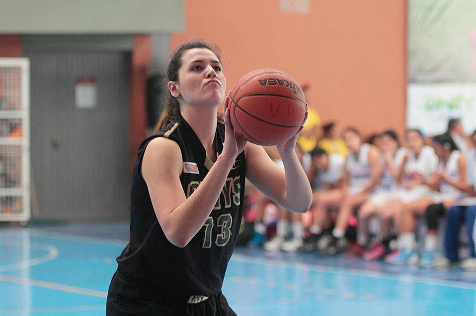 Tercer triunfo para CETYS en basquetbol