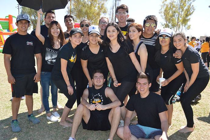 Ganan alumnos foráneos el Rally Zorro