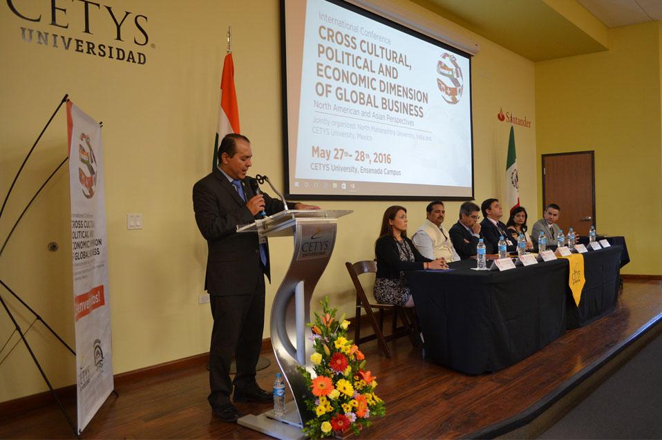 Comparten experiencia Académicos de México y la India