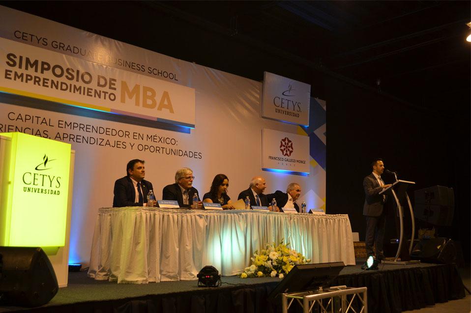 Simposio de MBA recibe emprendedores