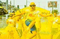 Es CETYS Color Run a favor de los atletas
