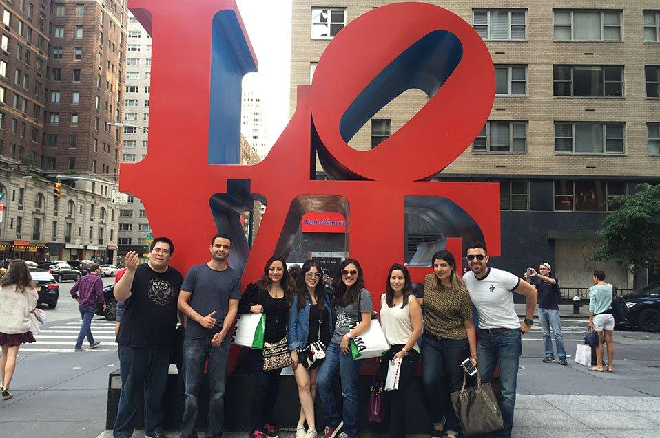 """Alumnos del MBA CETYS realizan viaje de estudios a """"La Gran Manzana"""""""