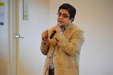 Experto en Desarrollo Cultural Comunitario, brindó conferencia en CETYS