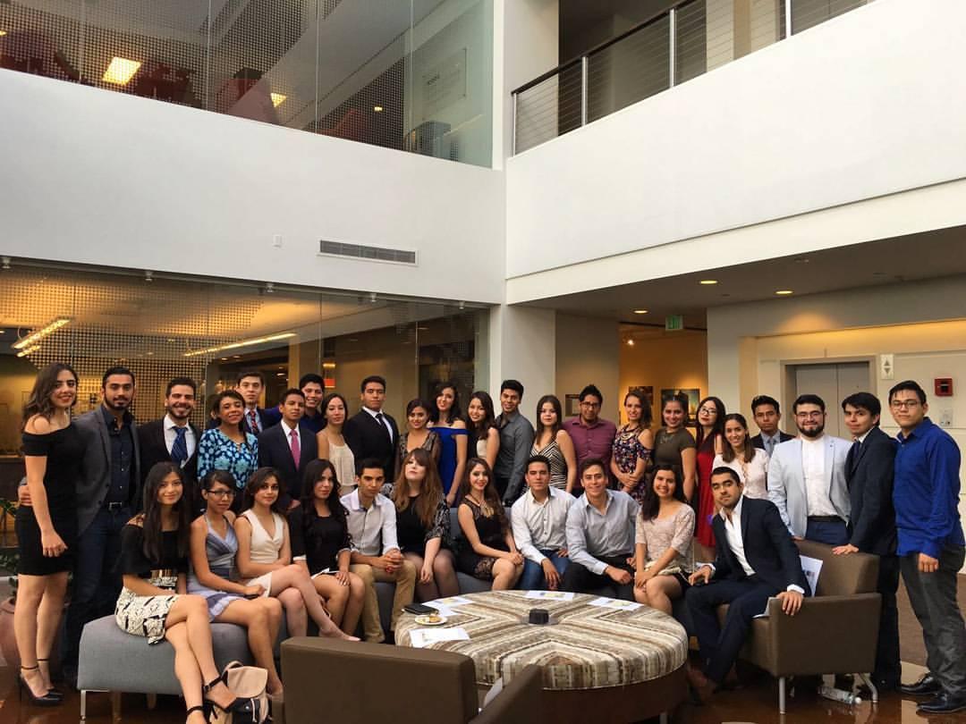 Los tijuanenses compartieron la experiencia con jóvenes de distintas partes de México.