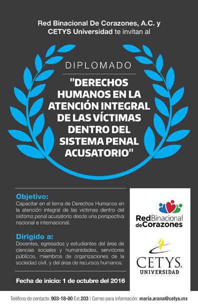 El diplomado arranca este sábado 1 de octubre en Campus Tijuana.