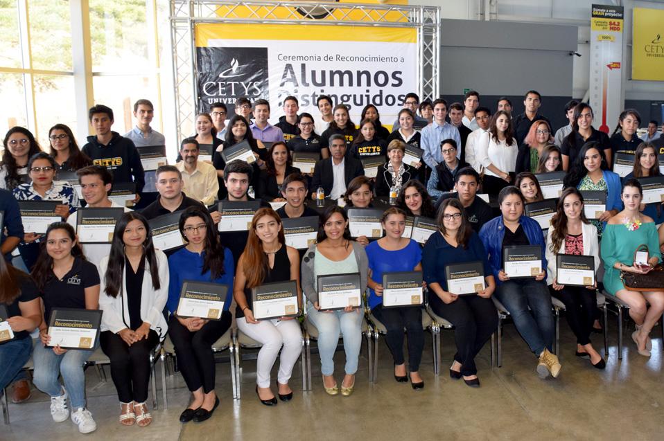 Son alumnos de 10 en Campus Tijuana