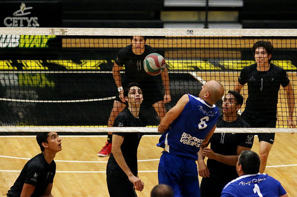 CETYS Universidad, listo para debutar en voleibol de CONADEIP