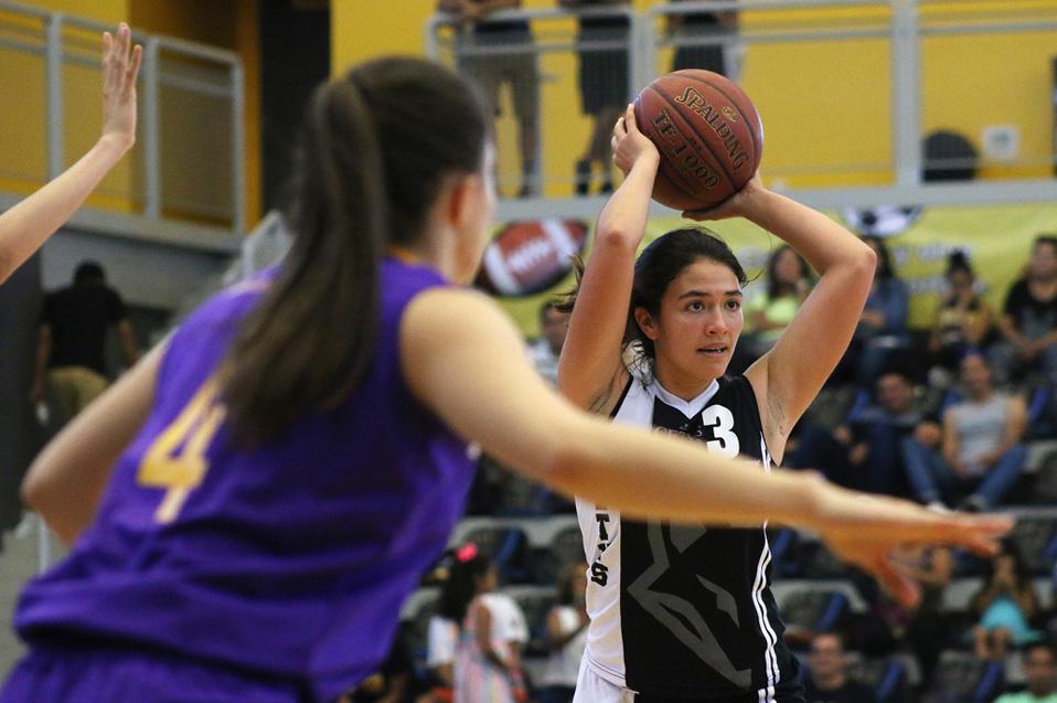 Zorros Femenil van por la delantera en la Liga ABE