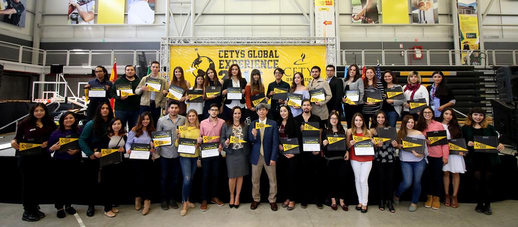 Ellos fueron algunos de los jóvenes de nivel profesional que cursaron el Doble Grado en CETYS Universidad y City University of Seattle.