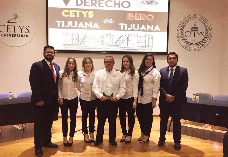 El equipo de CETYS Universidad resultó ganador, por lo que la institución mantiene el título de invicto.