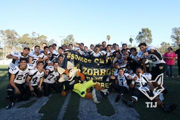 """Zorros categoría juvenil """"A"""" ya hicieron historia al llegar a la final de temporada, pero tienen como objetivo traerse el primer lugar a Tijuana."""