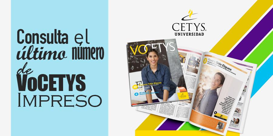 Cónoce el VoCETYS Impreso No. 29