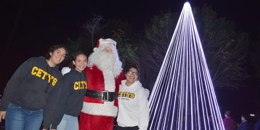 Llega la Navidad a CETYS Mexicali