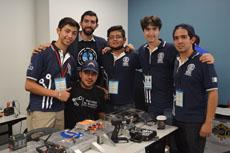 CETYS y SKYWORKS realizan 2do concurso estatal de robótica