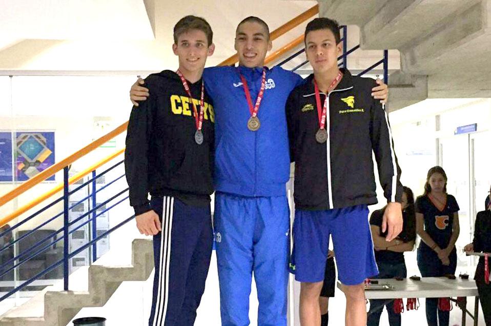 Zorros atletas obtienen 33 medallas en CONADEIP