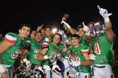 México gana Tazón de las Estrellas