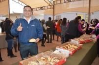 llevó a cabo el convivio de Rosca de Reyes con todo el personal.