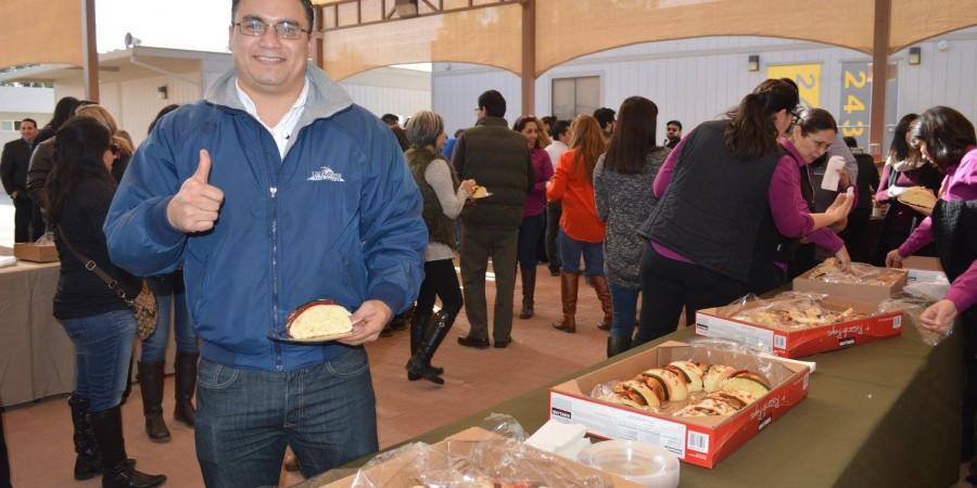 Festeja comunidad CETYS el Día de Reyes