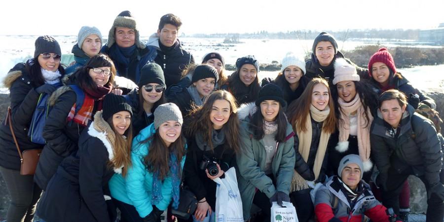 Fortalecen idioma francés en viaje a Canadá