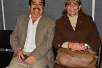 Edmundo Ramírez y Margarita Ruiz.