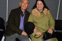 Ricardo Ponce y Estela Reyes de Ponce.
